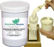 EnvironMolds Liquid Latex Mould Making Rubber 1-Gal