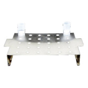Cone Holder Tray, Stainless Steel, 7.6cm High