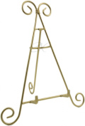 Darice 6555-03 Decorative Easel, 30cm , Gold