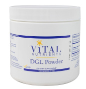 Vital Nutrients DGL Powder 120ml 120 grammes