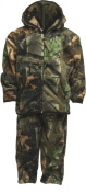 Trailcrest Unisex Infant Two-Piece Camouflage Jacket and Pants Fleece Set