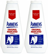 Special pack of 5 AMMENS ORIGINAL POWDER 330ml X 5