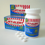 Jet-alert 100 Mg Each Caffeine Tab 120 Count Value Packs