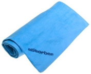 The Absorber Synthetic Drying Chamois, 70cm x 43cm , Blue