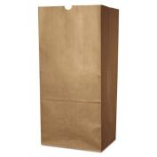 Duro Bag Lawn & Leaf Self-Standing Bags, Kraft, 113.6l Brown - 50 bags.