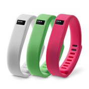 GetFitBand - Flex Wristbands - FOR HER - ALTERNATIVE . Bands For Your Fitbit Flex - Size L