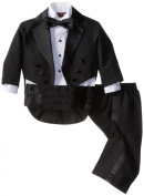 Joey Couture Baby-Boys Infant Tuxedo Suit Tail