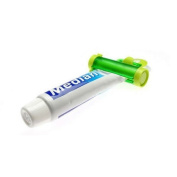 Rolling Toothpaste Squeezer and Hanger Gadget, Random Colour