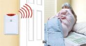 Cordless Bed Alarm System - No Alarm in Patient Room!