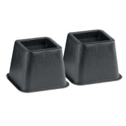 Bed and Chair Risers - One Pair - 10cm