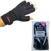 Women's Therapy Gloves for Women- (One Pair) Arthritis Wrist, Carpal Tunnel Gloves with Hand Pain Relief - Women's Gloves