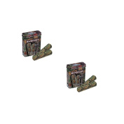 (Set of 2) Green Camouflage First Aid Bandage Tins - Great Stocking Stuffer