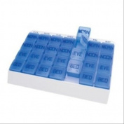 Large 7 Day Weekly Pill Organiser