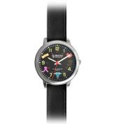 Prestige Medical Symbols Watch, Black