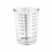 Fox Run Mini Measuring Glass, 120ml