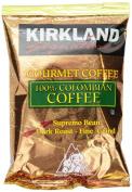 Signature 100% Colombian Coffee, Supremo Bean Dark Roast Fine Grind, 4250ml Pouches
