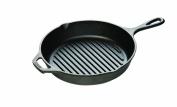 Lodge L8GP3 Grill Pan, 26cm