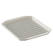 Nordic Ware 25cm by 20cm Microwave Compact Bacon Rack