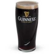 Arc International 590ml Guinness Highball Pub Glasses - Set of 2