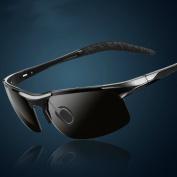 Dillffar Aluminium-magnesium Material Polarised Sunglasses, the Driver Aluminium-magnesium Sporty Sunglasses.