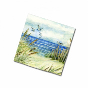 Keller-Charles By the Sea Cocktail Napkins
