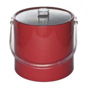 Mr. Ice Bucket 707-1 Regency 2.8l Ice Bucket, Red