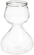 Quaffer Double-Bubble Shot Glass, Plastic