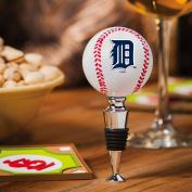 Detroit Tigers Baseball Wine Bottle Stopper