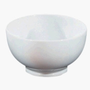 Ten Strawberry Street Set of 6 Royal White Footed Rice Bowls.