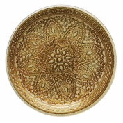 ChargeIt! By Jay Divine Charger Plate, Gold