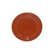 Fiesta 18cm Salad Plate, Paprika