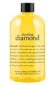 Dazzling Diamond Shampoo, Shower Gel & Bubble Bath - 470ml