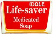 Idole Exfoliating Soap - Life Saver/Medium 130ml