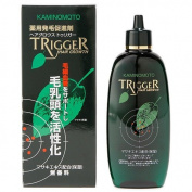 Kaminomoto Japan Trigger Hair Growth Medicated Tonic 180ml