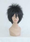 Sunny-business Anime Black Short Naruto Uchiha Sasuke of Cosplay Wig