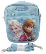 Disney Frozen Queen Elsa Camera Bag - Blue