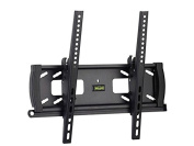 Mount-it! Universal Tilt/Tilting TV Wall Mount for Flat Panel TVs with Anti-Theft Feature
