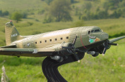 "1/72 Ertl FC-47 ""Puff"" Gunship 4th Air Commando Squadron Da Nang 1966 Douglas DC-3 C-47 Aeroplane NIB"