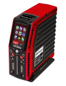 Graupner Polaron EX Charger, Red