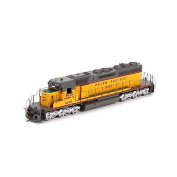 HO RTR SD40-2, UP/Fast Forty #8000