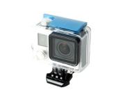 GoPro Aluminium Replacement Rear Snap Latch Waterproof Housing Lock for Hero 3+ Camera - Blue
