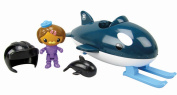Fisher-Price Octonauts GUP-O and Dashii