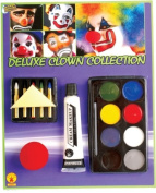 Deluxe Clown Make-Up Kit