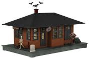 The Lionel Halloween Haunted Passenger Station