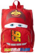 Disney Boy's Cars Lightining Mcqueen Mini Rolling Backpack