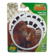 ViewMaster Look and Learn Baby Zoo Animals