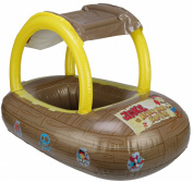 Swimways Sun Canopy Jake Baby Float