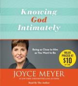 Knowing God Intimately [Audio]