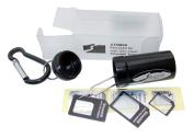 Silverhill Tools ATKMSK Nano and Micro Sim Adapter Tool Kit with Sim Vault