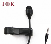 JK® MIC-J 044 Lavalier Lapel Clip On Omni-directional Condenser Microphone For Computer Voip Skype Laptop Voice Amplifier